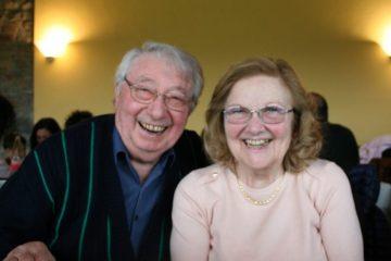 Giuseppe Reiss e sua moglie Mariuccia