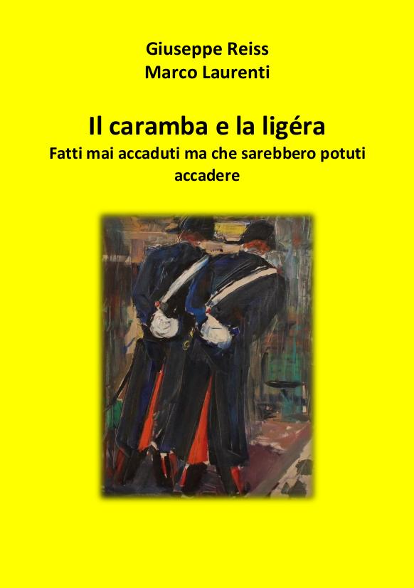 Copertina libro Il Caramba e la ligera