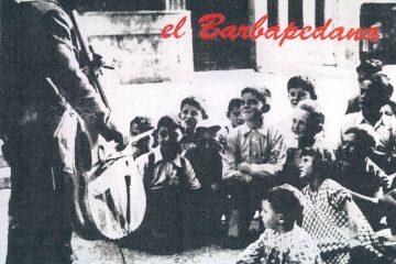 El Barbapedana