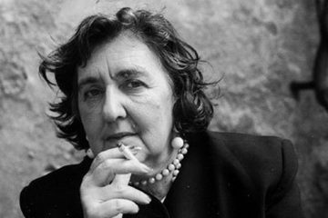 Alda Merini poetessa di Milano