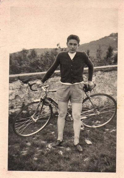 la bicicletta da corsa della Legnano