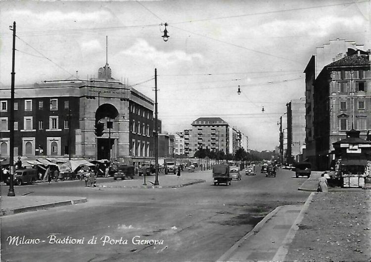 Mercato di porta Genova