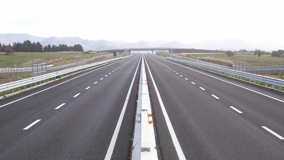 autostrada nuova